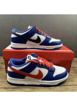 Nike Dunk Low Royal Red (GS) CW1590-104 for male/female