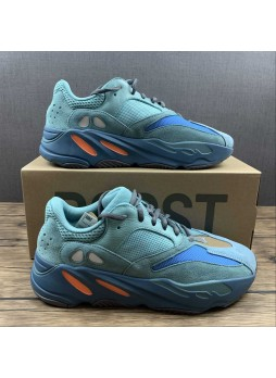 Adidas originals Yeezy boost 700 Faded Azure GZ2002 for male/female