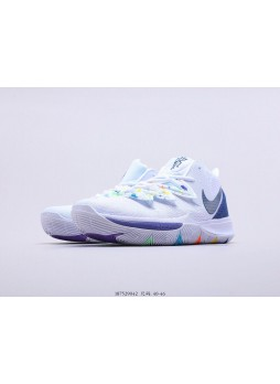 Nike Kyrie 5 HAVE A NIKE DAY (GS)-AQ2456-101 for male/female
