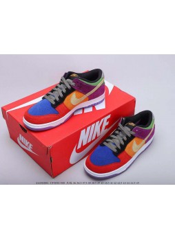 Nike Dunk SB Low SP2019 Viotech  CT5050-500 for male/female