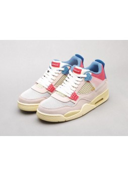 "Union LA X Air Jordan 4 Retro SP ""Guava Ice"" DC9533-800 for male/female"