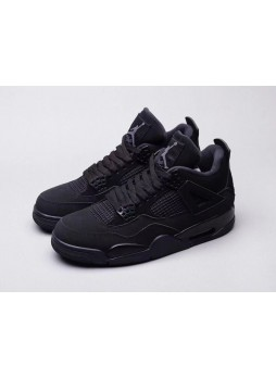 Air Jordan 4 Retro Black Cats 308497-002 for male