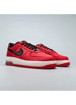 CLOT x Nike Air Force 1 Low 1 World Red-358701-601