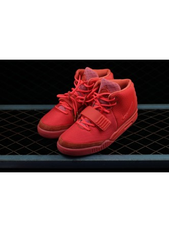nike air yeezy 2 red october 508214-660 for male/female