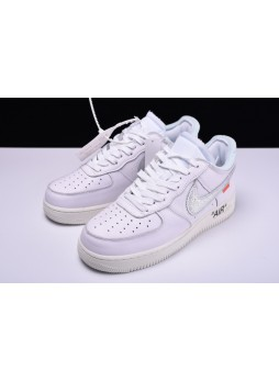 Off-White x Nike Air Force 1 Low Virgil Abloh (AF100)-AO4297-100