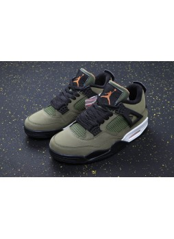 Air Jordan 4 x Undefeated Travis Scott-JBM351