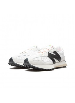 casablanca x New Balance 327 white pink MS327CBC for male/female